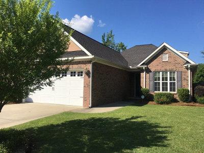 Evans Single Family Home For Sale: 600 Jones Landing Court