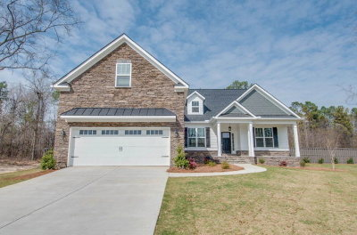 North Augusta Single Family Home For Sale: 1033 Cooper Place Drive