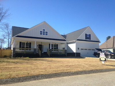 North Augusta Single Family Home For Sale: 631 Morris Run