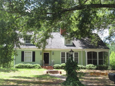Lincolnton Single Family Home For Sale: 215 Dallas Street