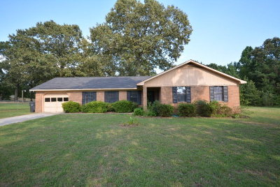 Richmond County Single Family Home For Sale: 2885 Pepperdine Drive
