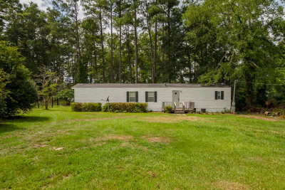 Lincolnton Single Family Home For Sale: 1269 Pleasant View Circle