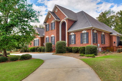 North Augusta Single Family Home For Sale: 212 Homeward Bound