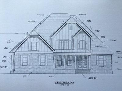Appling Single Family Home For Sale: 0-D White Oak Road