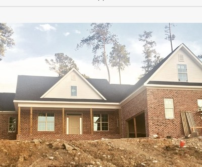 Richmond County Single Family Home For Sale: 44 Park Place Circle