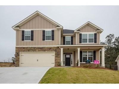 Hephzibah Single Family Home For Sale: 3920 Lakeside Pass