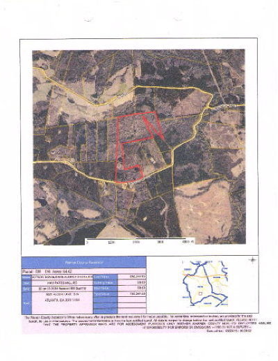 Residential Lots & Land For Sale: 2662 Pates Mill Road