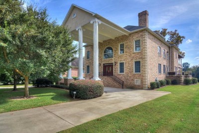 North Augusta Single Family Home For Sale: 29 Savannah River Place