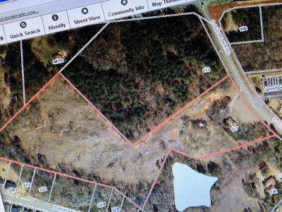 Grovetown Residential Lots & Land For Sale: 127 S Old Belair Road