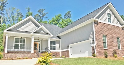 North Augusta Single Family Home For Sale: 145 Oak Brook Drive