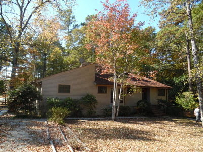 Lincoln County Single Family Home For Sale: 1088 Ocmulgee Street