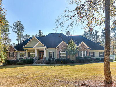 Appling Single Family Home For Sale: 5726 Tubman Road