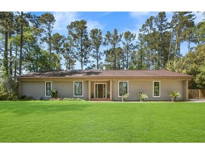 Martinez Single Family Home For Sale: 3521 Pebble Beach Drive