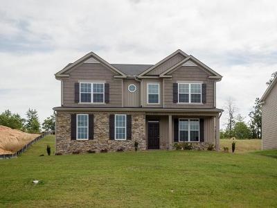 Hephzibah Single Family Home For Sale: 1715 Ethan Way