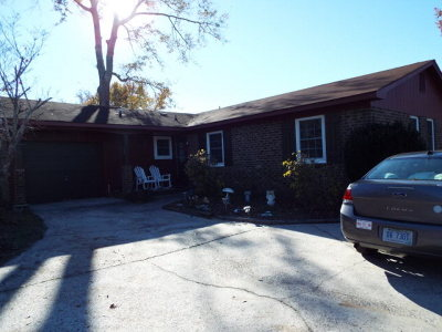 Richmond County Single Family Home For Sale: 4071 Burning Tree