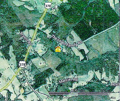 Lincolnton Residential Lots & Land For Sale: 1979 Lewis Family Road