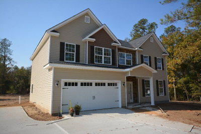 Richmond County Single Family Home For Sale: 4609 Hunters Mill Court
