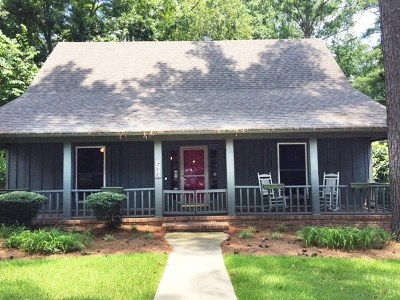 Lincolnton Single Family Home For Sale: 306 Scotts Way