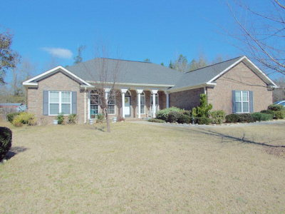 Columbia County, Richmond County Single Family Home For Sale: 2686 New Hope Circle