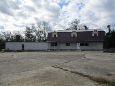Augusta Commercial For Sale: 3759 Mike Padgett Hwy