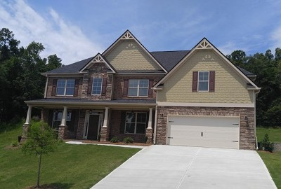 Evans Single Family Home For Sale: 334 Pump House Road