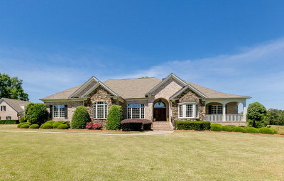 Appling Single Family Home For Sale: 3480 Ray Owens Road
