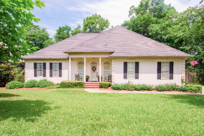 North Augusta Single Family Home For Sale: 809 River Bluff Road
