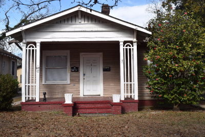 Richmond County Multi Family Home For Sale: 1837 McDowell Street