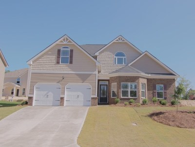 Augusta Single Family Home For Sale: 838 Hay Meadow Drive