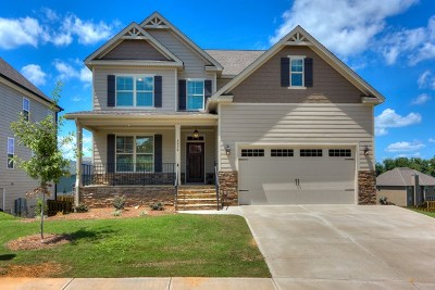 Columbia County Single Family Home For Sale: 4824 Tanner Oaks Drive