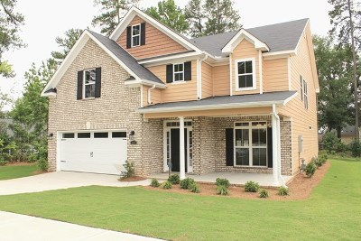 North Augusta Single Family Home For Sale: 248 Longstreet Crossing