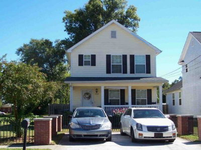 Richmond County Single Family Home For Sale: 1246 Holley Street