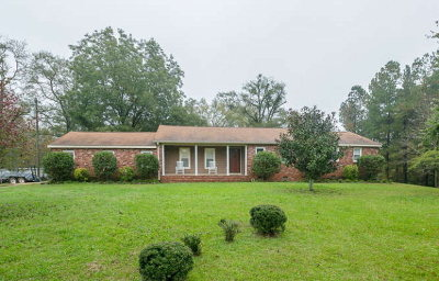 Appling Single Family Home For Sale: 7143 Bill Dorn Road