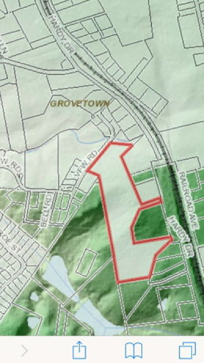 Grovetown Residential Lots & Land For Sale: 516 Hardy Drive
