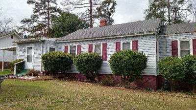 Augusta Single Family Home For Sale: 914 Blue Bird Road