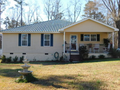 Lincoln County Single Family Home For Sale: 1103 Dixie Lane