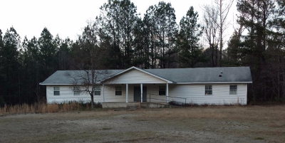 McDuffie County Single Family Home For Sale: 259 Telephone Street