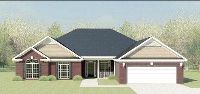 Richmond County Single Family Home For Sale: 4727 Weldon Adams Drive