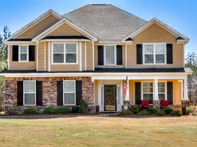 Appling Single Family Home For Sale: 1209 Yost Drive