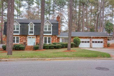 Martinez Single Family Home For Sale: 3505 Pebble Beach Drive
