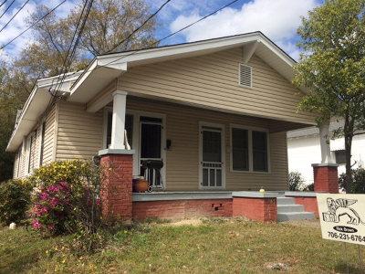 Richmond County Multi Family Home For Sale: 1525 Heath Street