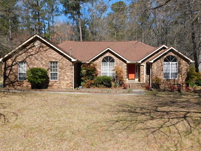 McDuffie County Single Family Home For Sale: 661 Magnolia Drive