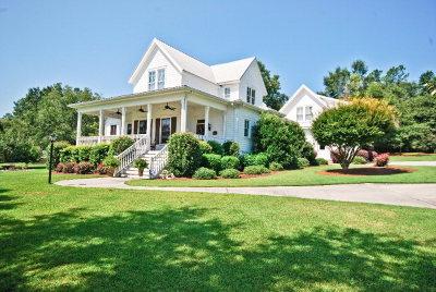 Single Family Home For Sale: 5105 Farmstead Drive