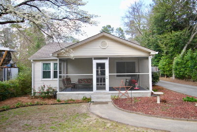 North Augusta Single Family Home For Sale: 105 Maddox