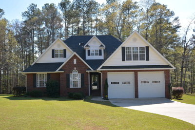 Single Family Home For Sale: 150 Perrault Court