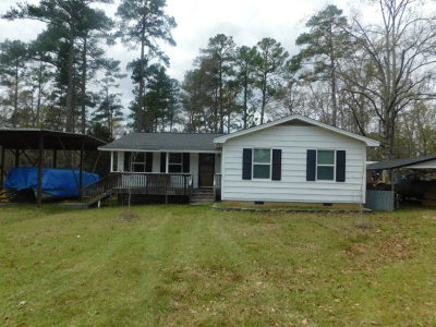 Lincolnton Single Family Home For Sale: 2933 Maxim Road