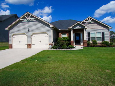 Aiken Single Family Home For Sale: 6104 Rye Field Road