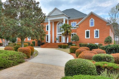 Evans Single Family Home For Sale: 755 Michaels Creek