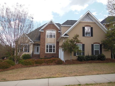 Martinez Single Family Home For Sale: 4139 Shady Oaks Drive