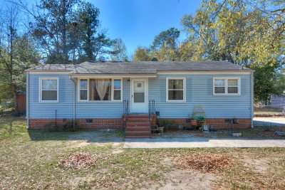 Augusta Single Family Home For Sale: 1929 Fairway Drive
